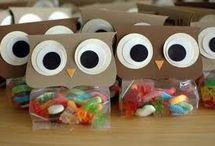 Skylar's owl party
