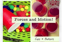 Science Force and Motion / by Lori-Ann Lingley