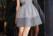 Check / #fashion #check #plaid