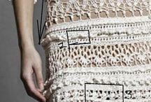 crochet / вяэание