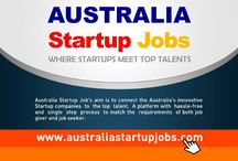 About Australia Startup Jobs / Australia Startup Jobs offers locally-based startup businesses a unique opportunity to grow their business by finding and hiring the most qualified candidates through a single-step, user-friendly process. That way, new business owners can save considerable time from having to go over numerous resumes to find the right person for the job required and money spent on purchasing recruitment software while candidates can easily connect with much-promising businesses with enormous potential.