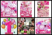 Annabelle's 1st Birthday Ideas