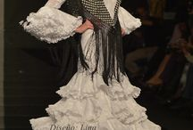 Trajes de flamenca / by nina solis