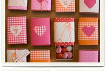 HAPPY Valentines / All about Valentines Day.  Ideas, parties, decor, garlands