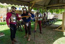Histoire vivante médiévale / Reconstitutions médiévales