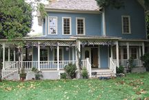 House and Home Ideas / Anything and everything home decor - inside and out! / by Samantha Spidel