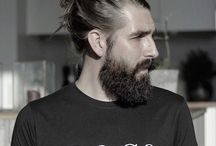 22 Cool Beards And Hairstyles For Men / Thinking about growing a beard? Check out this amazing collection of cool beards and hairstyles for men to get some inspiration for your brand new look. #beards #beard #bearded #beardlife #beardgang #coolbeards #mensgrooming #menshair #menshairstyles #menshaircuts #coolhairstyles #coolhaircuts