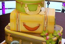 Bagage cake  :)