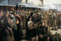 WWI ART / Art about WWI