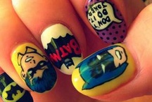 Nails / by Justine Rother