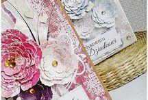 Dzień Babci Dziadka / Ręcznie wykonane kartki, prezenty i inne przedmioty dla babci i dla dziadka, z wykorzystanie produktów marki Papelia i innych dostępnych w sklepie Craft Style