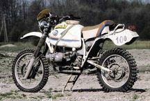 Moto / Passione per le motociclette e in particolare per le special