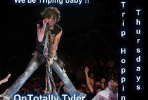 TRIP HOPPIN' THURSDAY / by TOTALLY TYLER