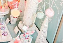 1st Birthday Party Ideas / by Angie Jorgenson-Bolles