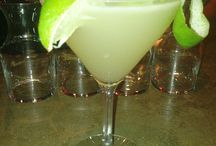 Ten Years of Cocktails / Ten fabulous libations - one for each year La Morra has been open