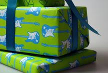 Sky of Blue Cards - Gift Wrap