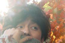 <3 Gong Yoo <3 / i just love gong yoo..... :)