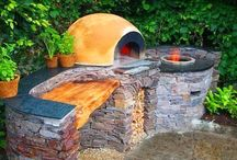 Backyard Grilling & Wood Fire Ovens