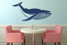 whales. / by Allison Cooper