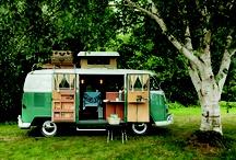 Camping / Camping, vintage, vintage camper, camper,  / by Claudia Sarrazin