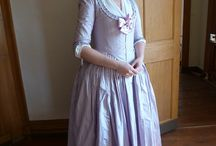 Costuming - Historical / by Anisah David