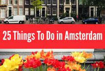 TRAVEL | Amsterdam