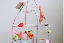 Handmade Birdcages