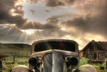 Mașini abandonate