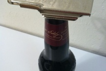 Poppin' Bottles / Bottle openers and other items for opening #beer bottles.  If it can be used to open a bottle, it's here.
