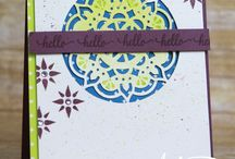 Stampin'Up Orientpalast