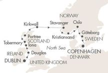 Summer Holiday 2015 / 10 days, 9 nights (26 May – 4 June) aboard LE SOLÉAL by PONANT, exploring Northern Europe and The Baltic.