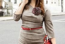 Curves / Here are some fabulous looks for ladies with curves.
