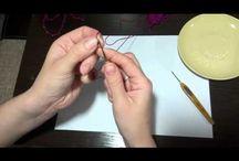 вязание бусин и с бусинами