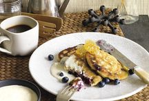 Breakfast & Brunch / Try something different this weekend.