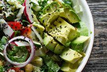 Ah! Salad. / by OLGA ROGERS