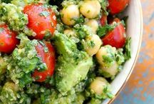 Food: Dinner: Vegetarian
