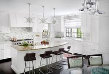 Cocina Anguiano / Our new glistening, sparkly kitchen.  On a budget.  / by Roman Anguiano
