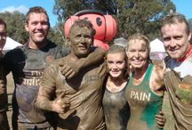 The Stampede Perth 2013 / Team Forch tackle 5k of muddy obstacles and ice cold water in the name of fun, team bonding and a good cause.