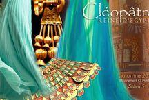 AKP Cléopâtre / Abonnement Kit Prestige Filanthrope Broderies 2016 sur le thème de Cléopâtre