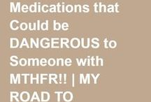 Auto-immune disorders/MTHFR/Hashimoto's thyroiditis/Celiac disease