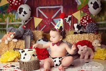 First birthday party