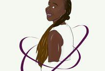 My Adobe drawings