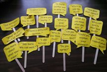Small Group Ideas / by Telicia Smith