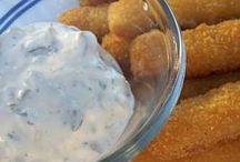 Tartar Sauce & Fish