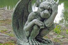 Gargoyles & creatures