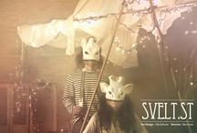 SVELT ST. PLAID SHOOT / Our latest project with Svelt St. for Plaid Mag | http://plaidmag.com/2011/01/svelt-st/ | sveltst.bandcamp.com | elsakawai.com | facebook.com/oakandroma | oakandroma.com