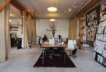 RC.com / Office remodel for a cool fashion online retailer