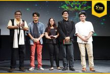 """5th Veda Session on the Art of Writing with Prasoon Joshi. / """"Confusion is good, it's natural. It will help you achieve the best of goals in your life"""", said Padma Shri Prasoon Joshi while celebrating the 'Art of Writing' at the 5th Veda cultural hub at our institute. Encouraging the students to unleash the creativity in them, he added, """"Creativity is an element that is alive in everyone."""""""