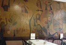 Cafés and Restaurants