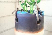 Art: Clay pots / by Junkin' J